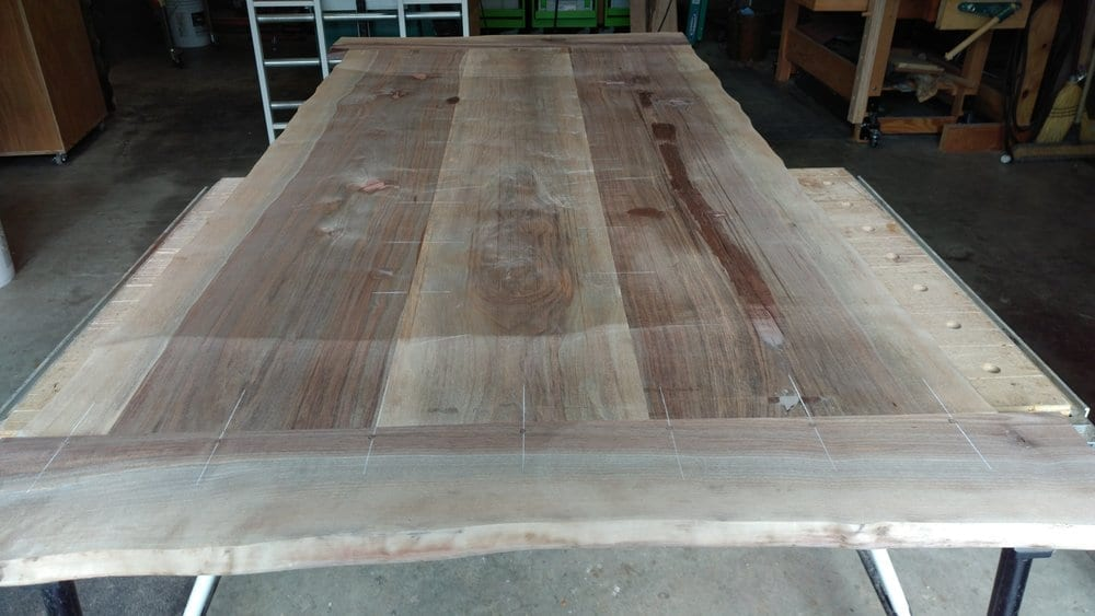 Table build – phase 2