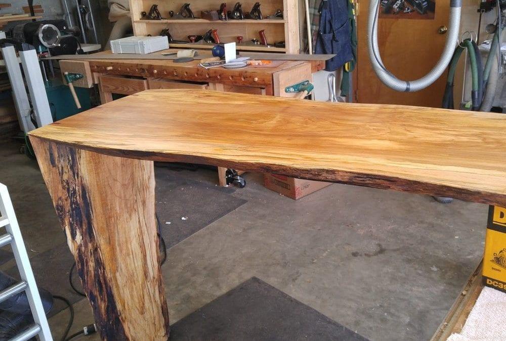 Building a slab table
